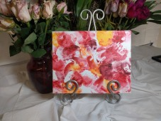 Acrylic Circus Rose Fire 1.1