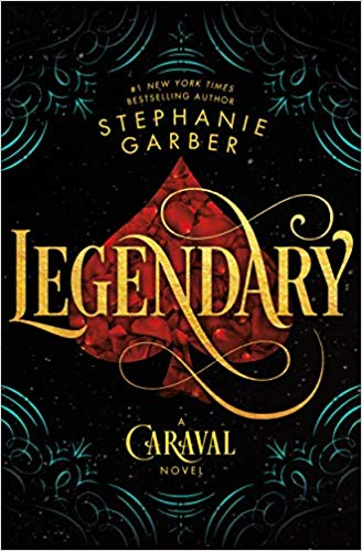 "9 Legendary Things About Stephanie Garber's ""Legendary"""