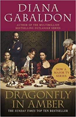 "3 Delectable things about Diana Gabaldon's ""Dragonfly in Amber"""