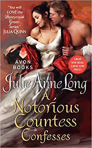 "2 Notable Things about Julie Anne Long's ""A Notorious Countess Confesses"""