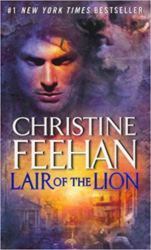 "7 Lovely Things about Christine Feehan's ""Lair of the Lion"""