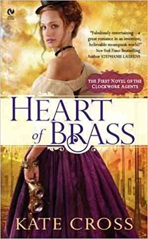 "7 Homely Things about Kate Cross's ""Heart of Brass"""