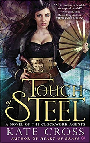 "6 Tender Things about Kate Cross's ""Touch of Steel"""
