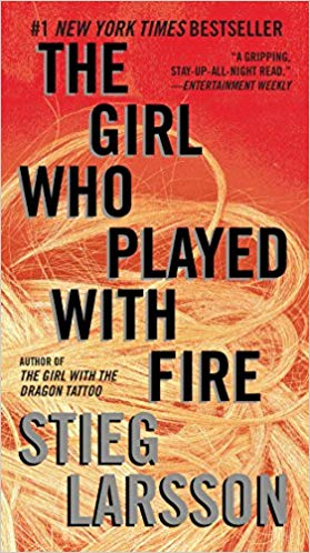 "10 Gutsy Things about Stieg Larsson's ""The Girl who Played with Fire"""