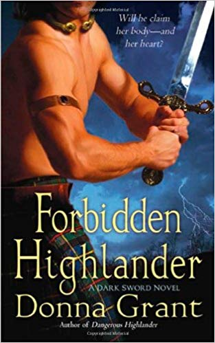 "7 Fabulous Things about Donna Grant's ""Forbidden Highlander"""