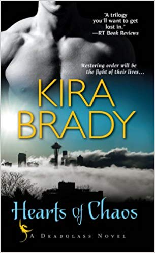 "4 Heroic Things about Kira Brady's ""Hearts of Chaos"""