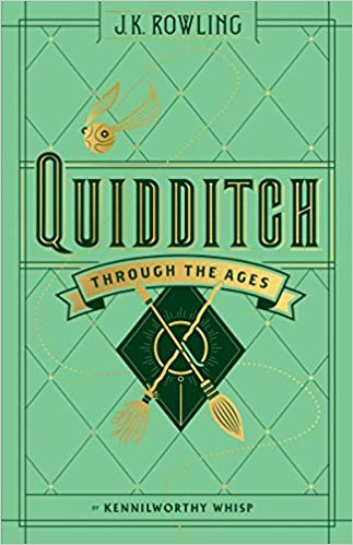 """8 Quick-witted Things about J.K. Rowling's """"Quidditch Through theAges"""""""