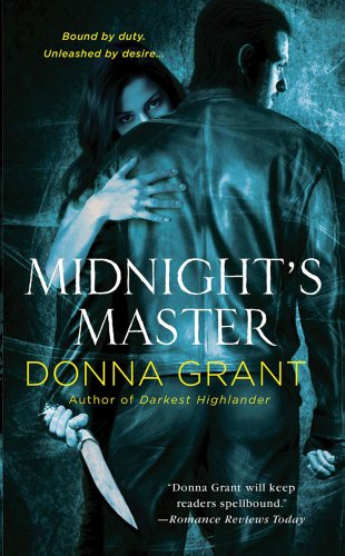 "7 Memorable Things about Donna Grant's ""Midnight's Master"""