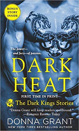 "5 Dashing Things about Donna Grant's ""Dark Heat"""