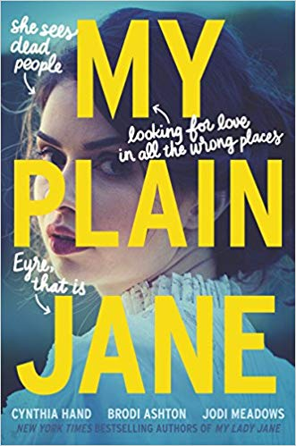 "OwlCrate July 2018 Book Review: ""My Plain Jane"""