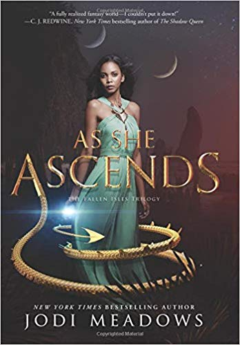 "6 Affective Things about Jodi Meadows's ""As She Ascends"""