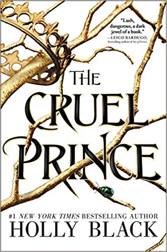 "OwlCrate Book January 2018: ""The Cruel Prince"" by Holly Black"