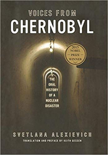 Book Review: 10 Valiant Things about VOICES FROM CHERNOBYL by SvetlanaAlexievich
