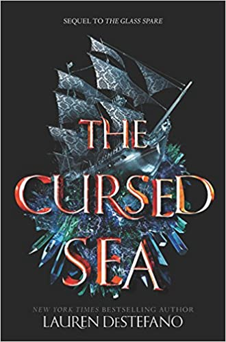 Book Review: 7 Cool Things about THE CURSED SEA by LaurenDeStefano